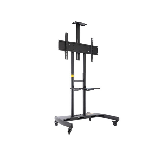 Steel TV Mobile Stand (Large) (3)